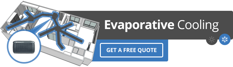Evaporative Cooling Melbourne Ducted Air Conditioning
